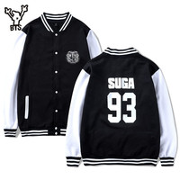 BTS Bangtan Boys Harajuku hoodies Sweatshirts Women/men Winter Casual Hoodies BTS Kpop Women's Plus Size XXXXL k-pop clothes