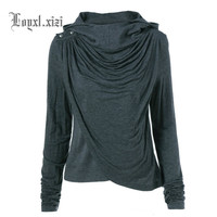 2018 spring women hooded sweatshirt plus size loose casual long sleeved women hoodies tracksuits for women,HH0024