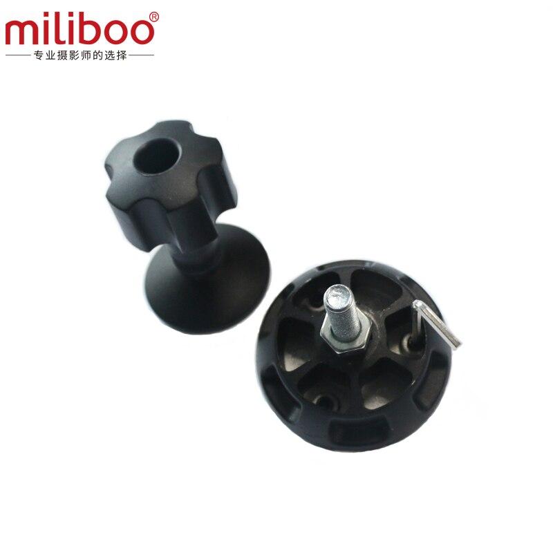 Miliboo adapter za kuglu tekućine za glavu MYT807 za kameru / - Kamera i foto - Foto 5