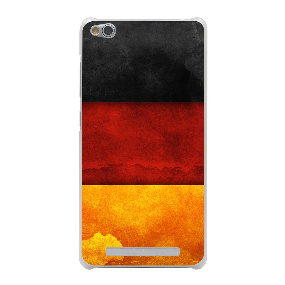 Lavaza German Flag Cover Case For Xiaomi Redmi Note Mi 3 3s 4x 4 Motomo 4i Back Hardcase Color Aeproductgetsubject