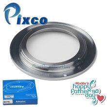 Pixco макро объектив адаптер Костюм для M42 Nikon Камера D7200 D5500 D750 D810 D4S D3300 Df D5300 D610 D7100 D5200 D600 D3200