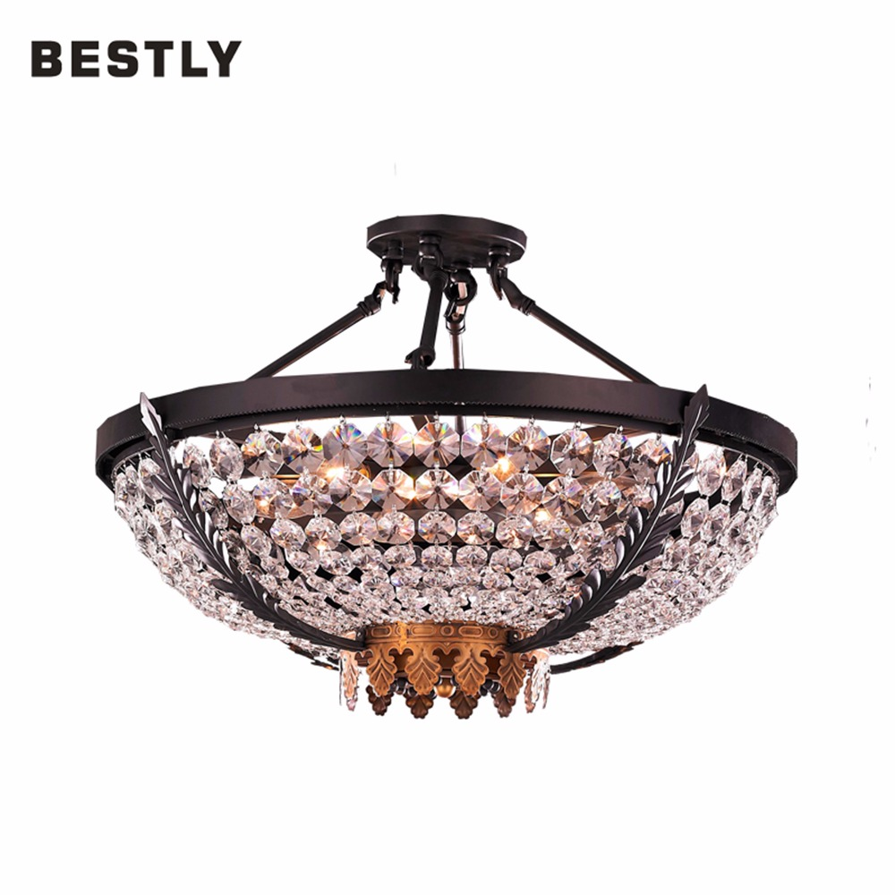 Bestly Clical Crystal Ceiling
