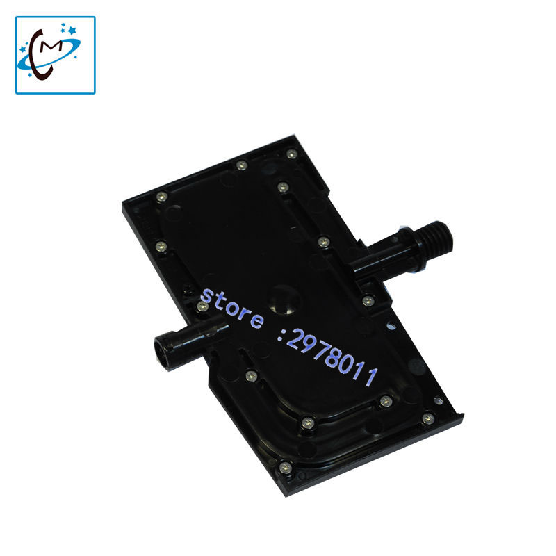 100% new and original solvent printer Infiniti Icontek Gongzheng printer parts of sei ko 1020 ink damper for SPT 1020 head sale fast shipping sei ko spt 255 damper for inkjet printer with spt 255 printhead for challenger crystal gz solvent printing machine