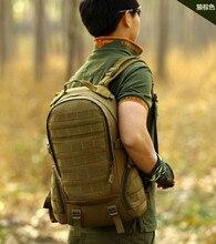 Al aire libre 35L bolso Militar Táctico del bolso de Nylon impermeable Molle Camuflaje viajes Deportes Mochilas de Excursión Que Acampa Alta capacidad