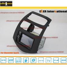 Для Chevrolet Spark 2010 ~ 2014-Автомобиль Радио Стерео CD Dvd-плеер GPS NAVI/HD Сенсорный Экран Аудио Видео S100 Навигационная Система