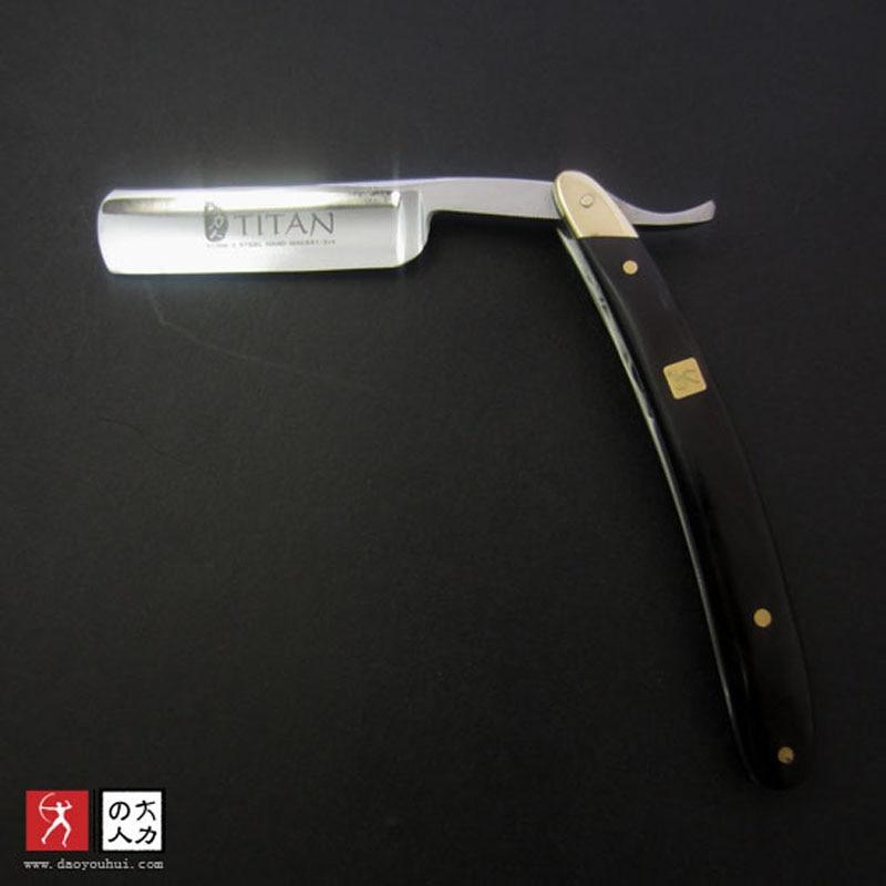 безплатна доставка старомоден striaght бръснач с медна глава дърво дръжка