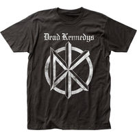 Dead Kennedys Distressed Old English Logo Fitted Jersey Tee Unisex 100% Cotton Classic tee,Hip Hop Funny Tee,Mens Tee Shirts