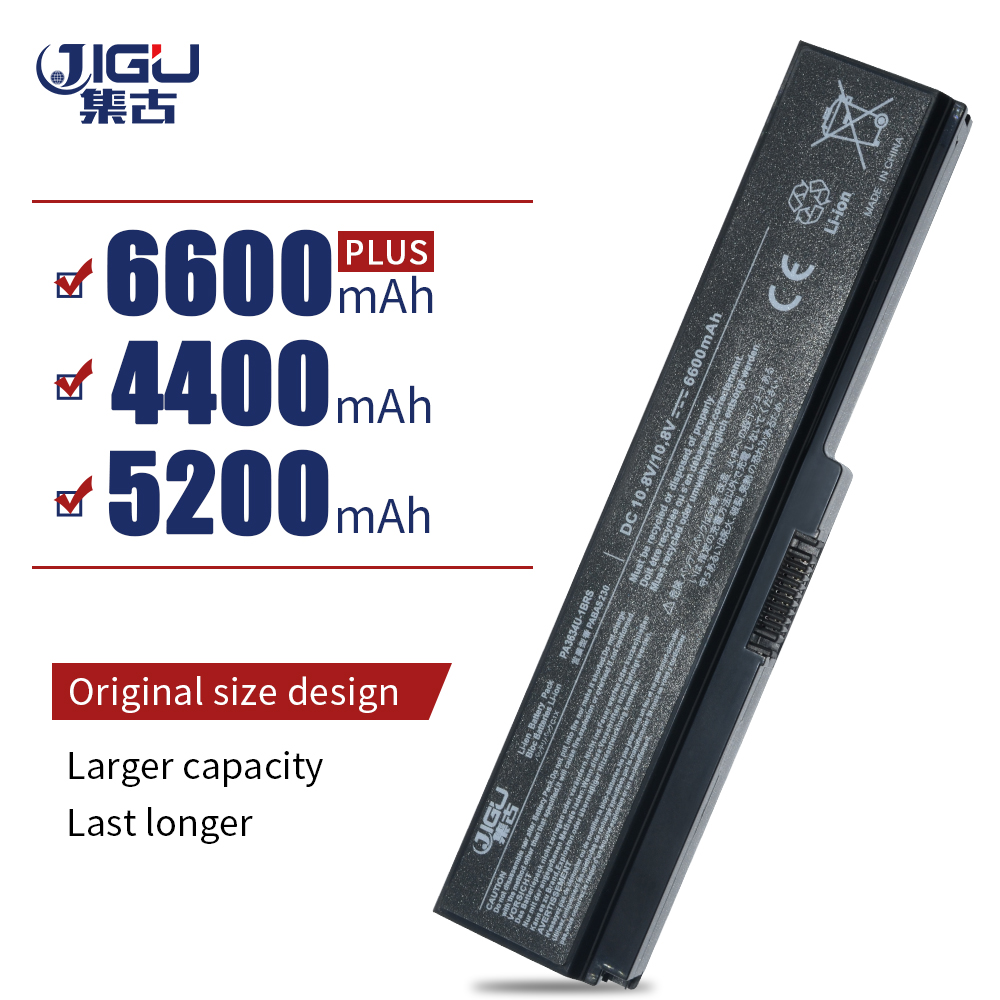 JIGU Laptop Battery For Toshiba For Satellite Pro C660D L630 L670 U400 U500 C650D C660 L640 T110 T115 U405D T135 U400 U405 A660D image