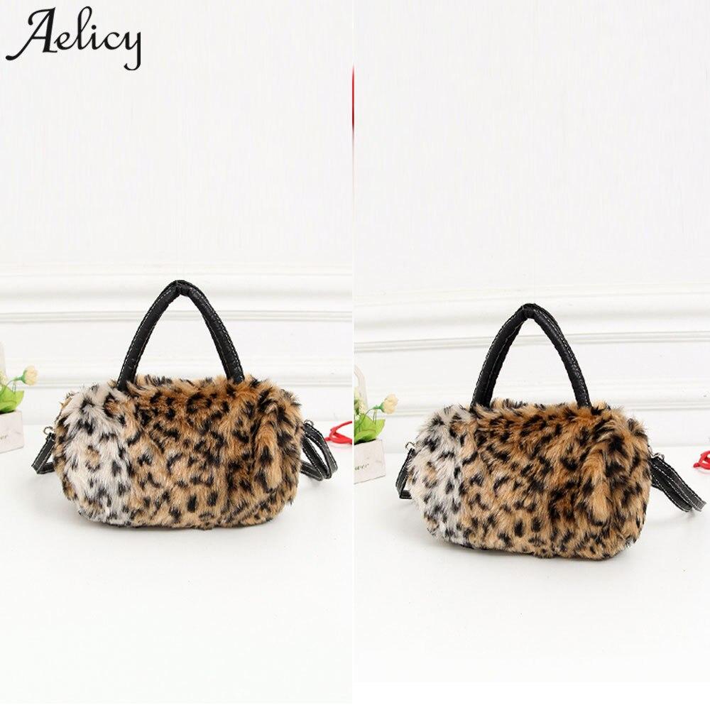 Bags For Canvas Totes Vintage Female Leopard Shoulder Bag Satchel Crossbody Tote Handbag Feminina Mujer