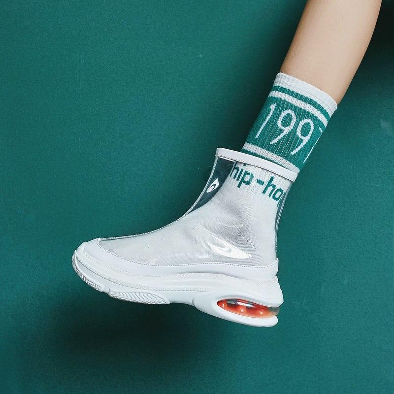 Cuir Cheville Salu Blanc Automne Haute Femmes Chaussures En De Printemps Qualité Nouvelle Bottes BKwqf5rq10