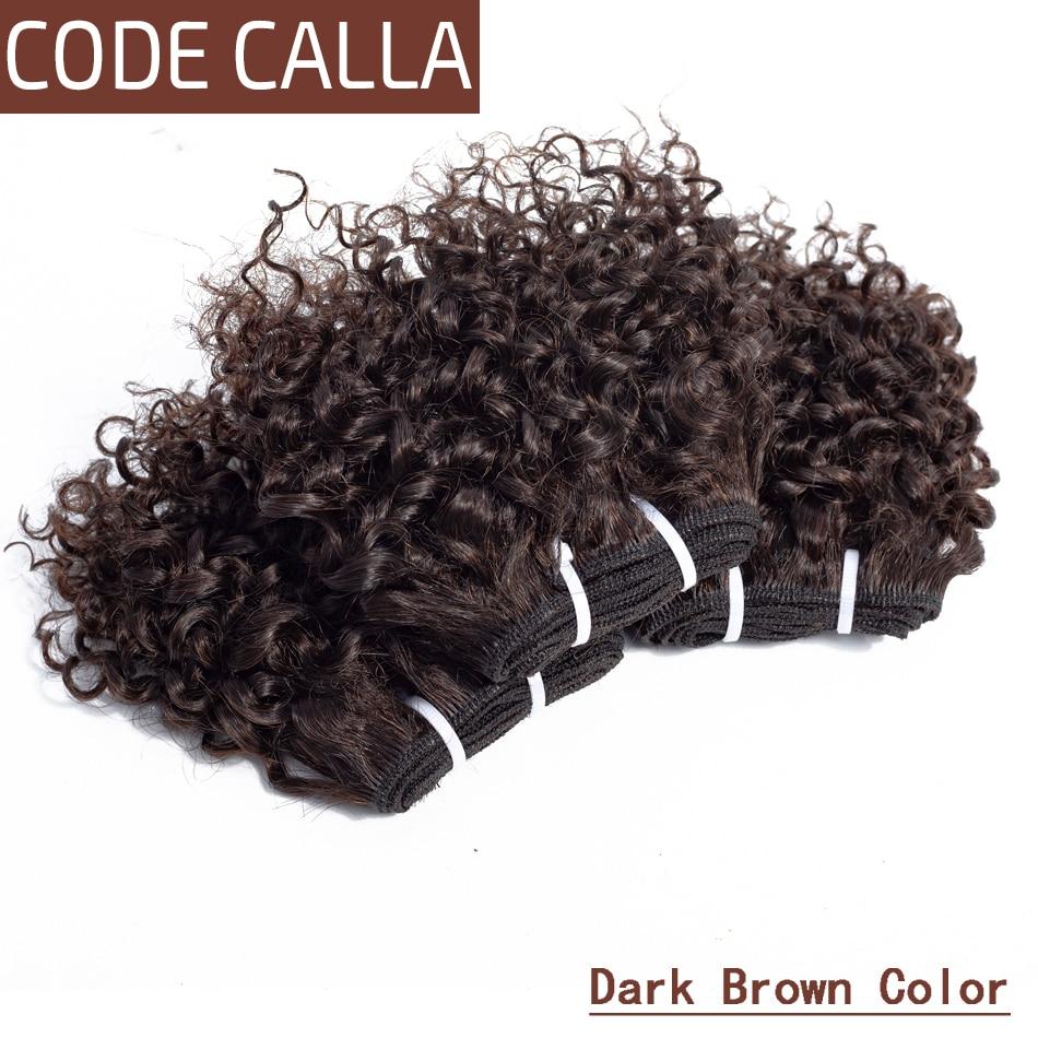 5-Dark Brown Color