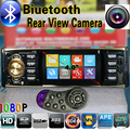 12V Car Radio MP5 Player 4.0 HD/Rear View Camera /Bluetooth/Stereo FM/MP3/MP4/Audio/Video/USB/TF/AUX/Auto Electronics Automotive