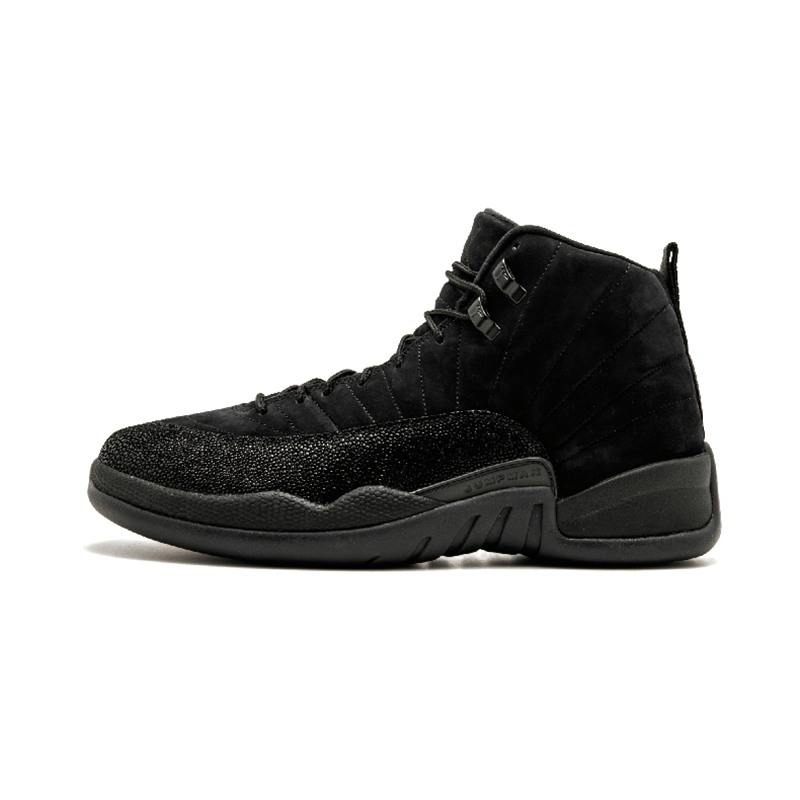 Nike Air Jordan 12 Retro OVO Men's Basketball Shoes Sneakers Top Quality Athletic Designer Footwear 2018 New Walking 873864-032