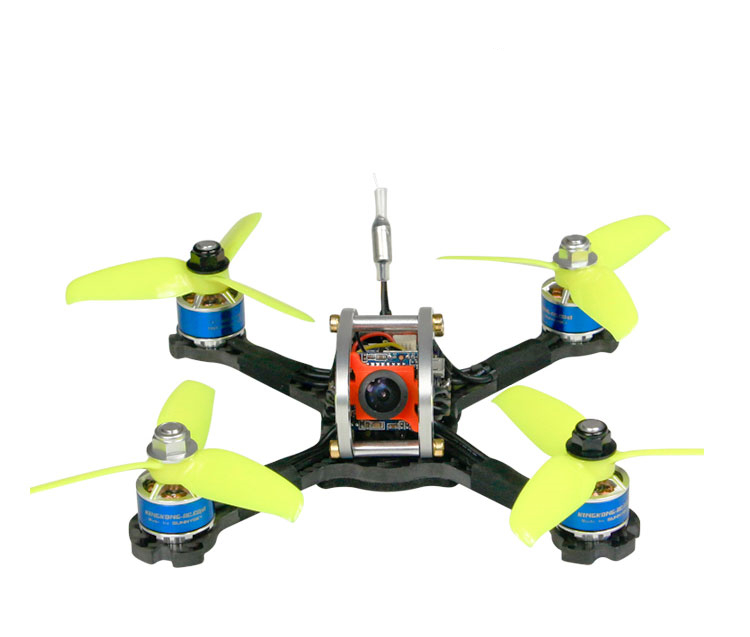 LDARC FPVEGG PRO PNP 138mm Frame PNP Without Battery For FPV RC indoor micro FPV Racing