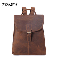 High Quality Fashion Women Backpack Leather Bags New Arrival Vintage Backpacks For Teenage Girls Woman Back