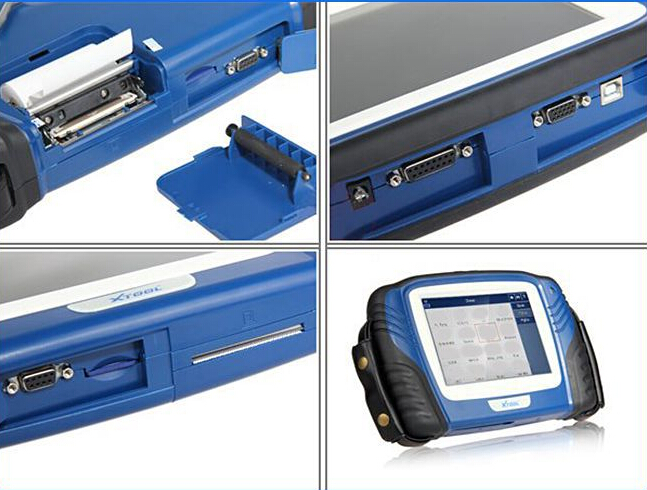 XTOOL PS2 GDS Gasoline Bluetooth Display-2