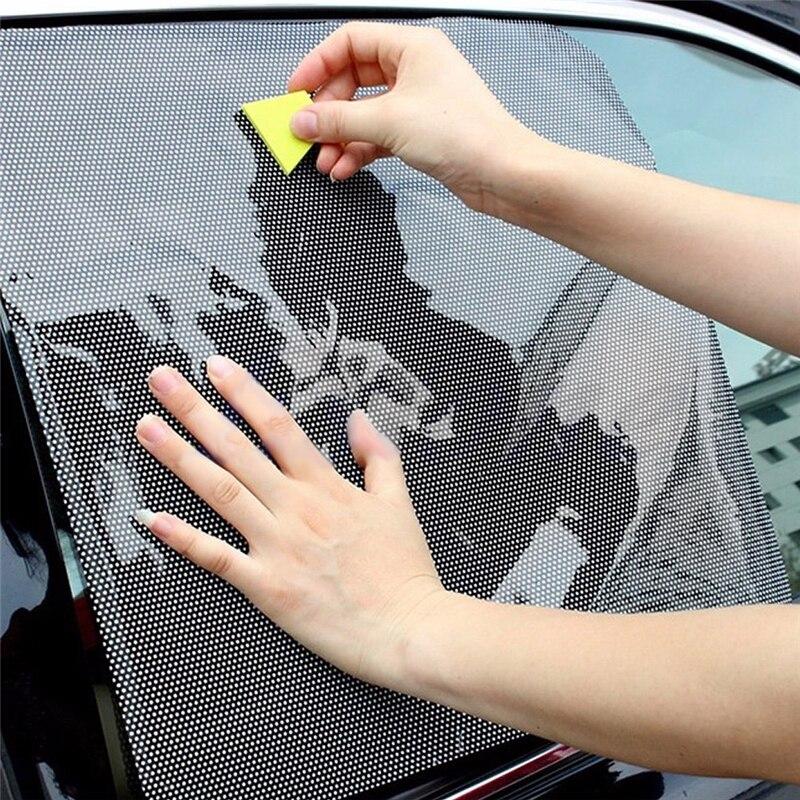Черный авто солнцезащитный щиток для Автомобиля Оконная присоска занавес солнечные накладки от солнца для Mercury Mariner Милан Монтего Grand