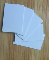 200 pcs/lot 13.56MHz Contactless IC Card Re writable Proximity Smart Cardwithe color for access control system