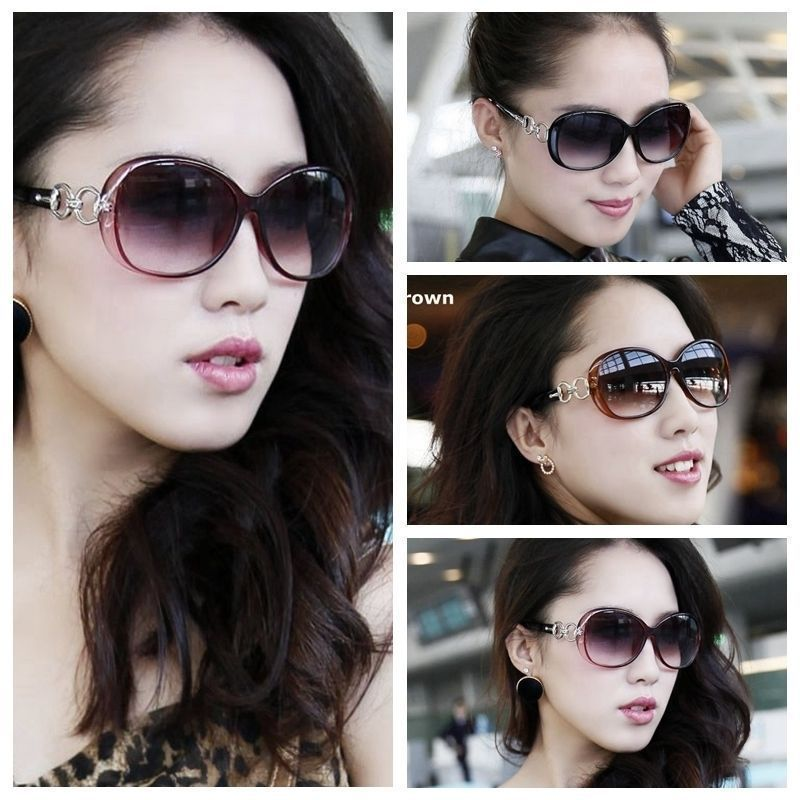 b70e328372 HOT Eyewear Retro Vintage Oversized Women Fashion Designer Sunglasses  Glasses Braces Supports-in Braces   Supports from Beauty   Health on  Aliexpress.com ...