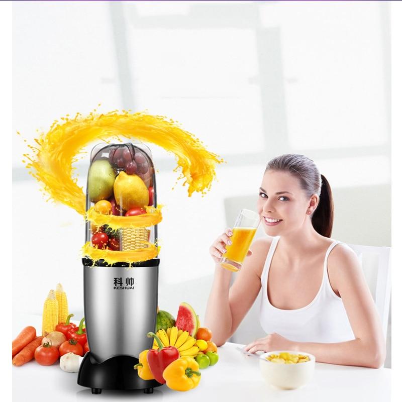 Electric Blender Portable Baby Food Maker Juicer Milkshake Mixer Meat Grinder Fruit Vegetables Processor Multifunction Machine