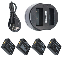 4×1260 мАч NP-W126 NP W126 NPW126 Аккумуляторы & dual usb Зарядное устройство для Fujifilm Fuji X-Pro1 XPro1 X-T1 XT1, HS30EXR HS33EXR x PRO1