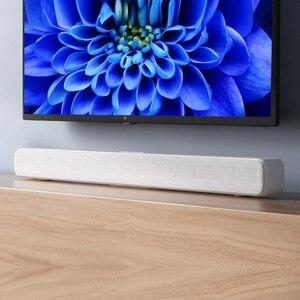 Image 5 - Xiaomi mijia bluetooth sem fio alto falante tv barra de som soundbar suporte óptico spdif aux para mi casa inteligente teatro
