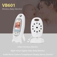 Hot Infant Wireless Monitor Night Vision Digital Video Baby Monitor Audio Music Camera Temperature Temperatering Nanny Monitor