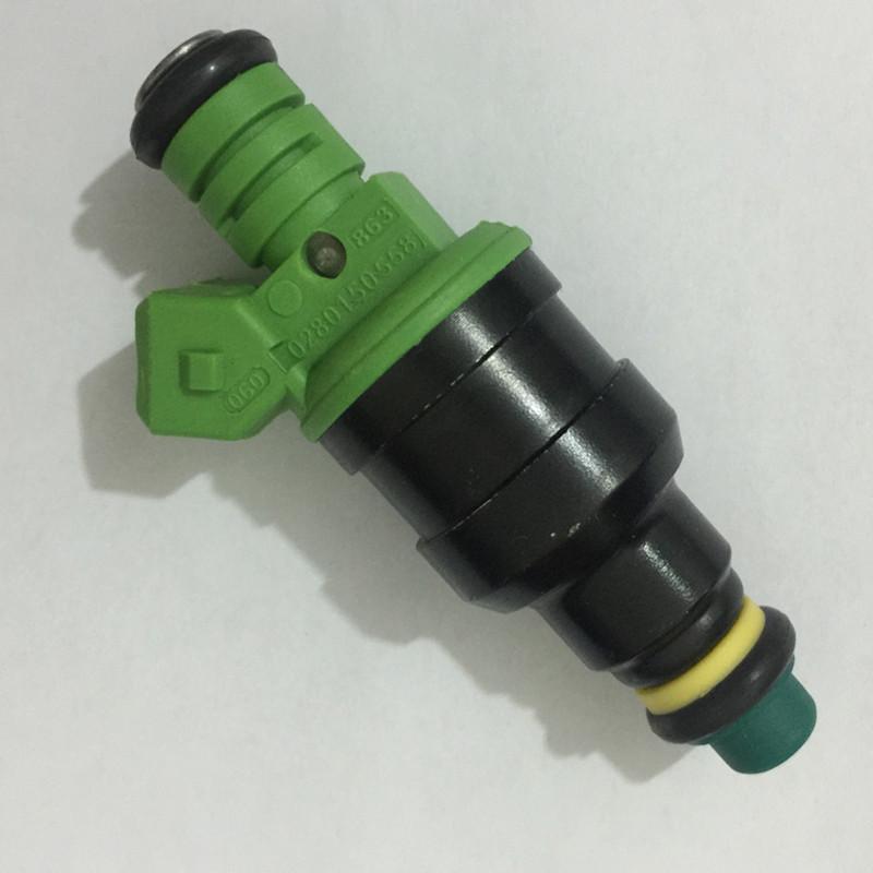 новый высокая производительность зеленый лучших 440cc топливный инжектор 0280150558 для Хонда Ауди форд гонок и тюнинга