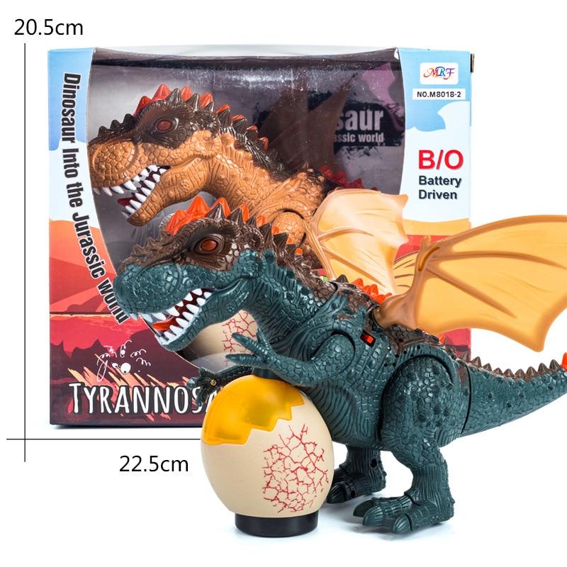 infravermelho rc dinossauro brinquedos de controle remoto 04