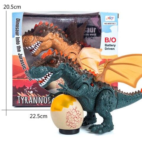 infravermelho rc dinossauro brinquedos de controle remoto