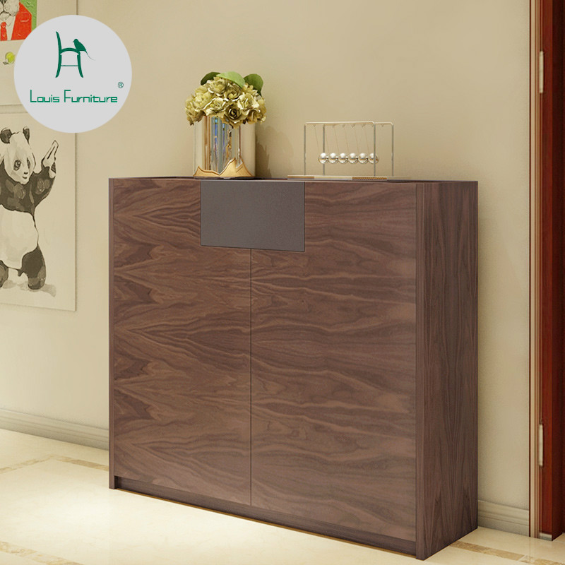 Storage Cabinets For Living Room: Louis Fashion Living Room Cabinets Nordic Style Simple