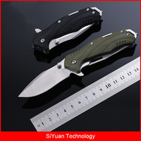 Sanrenmu 7098 Outdoor EDC Pocket Knife With Multi Functional Tool Saw Belt Cutter Glass Breaker For
