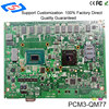 ShenZhen Ling Jiang High Performance Fanless Intel QM77 Dual Core Processor LVDS Mini ITX Motherboard For