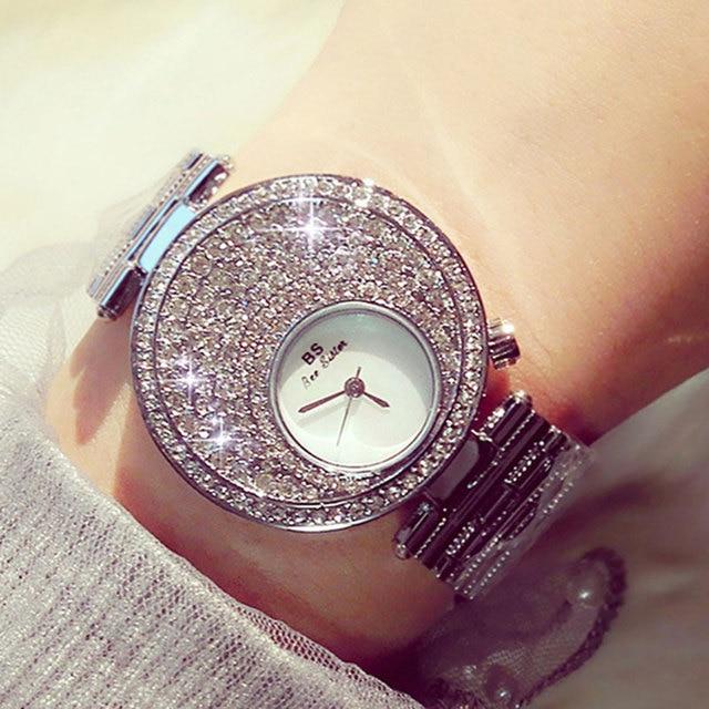 2018 Brand Mashali Watch Luxury Bracelet Watches Original Women Rose Glod Casual