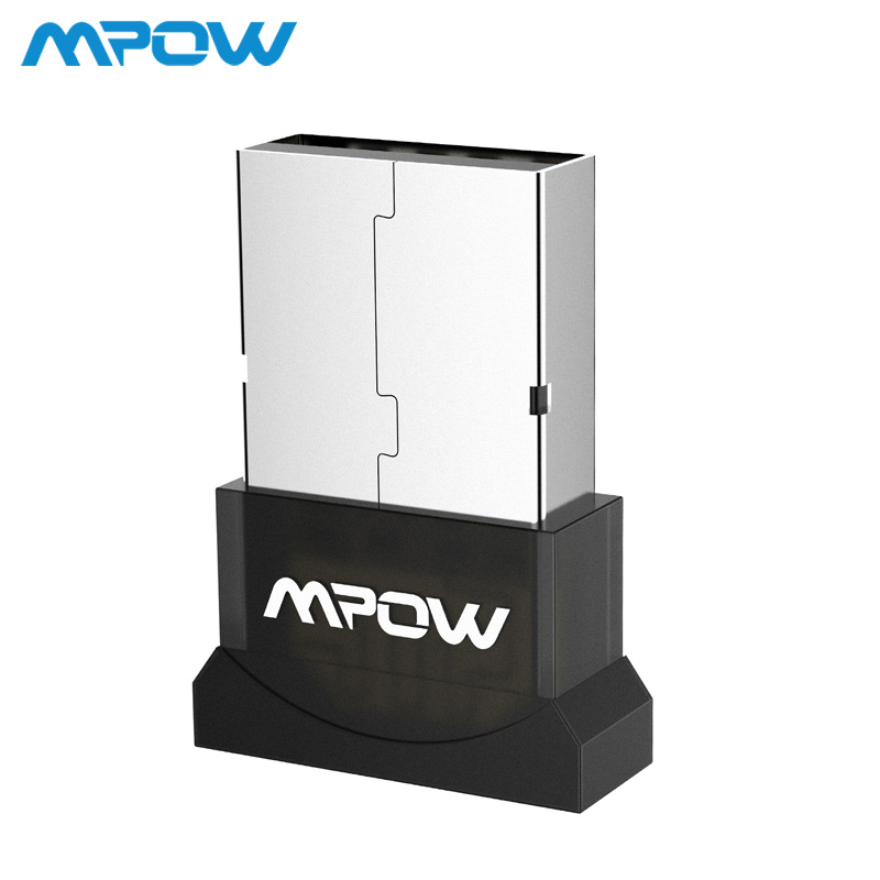 Mpow Mini TX & rX 2 in 1 Bluetooth 4.0 USB Port 2.0 Adapter For Phone Printer Speaker Headphone Mouse Keyboard PC Windows 10 8.1 learning chinese with me an integrated course book chinese character mandarin textbook