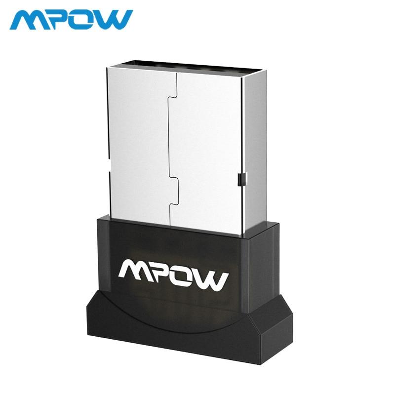 Mpow Mini TX & rX 2 in 1 Bluetooth 4.0 USB Port 2.0 Adapter For Phone Printer Speaker Headphone Mouse Keyboard PC Windows 10 8.1 original 2pc rail carriage block hgh20ha hiwin slider block hgh20ha carriage for hgr20 linear guide rail