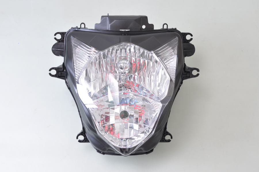 Headlight Headlamp Head Lamp Light Clear For Suzuki GSX-R GSXR 750 2011 11 [DD79] headlamp polishing paste kit diy headlight restoration for car head lamp lense deep clean compuesto pulidor uv protective liquid