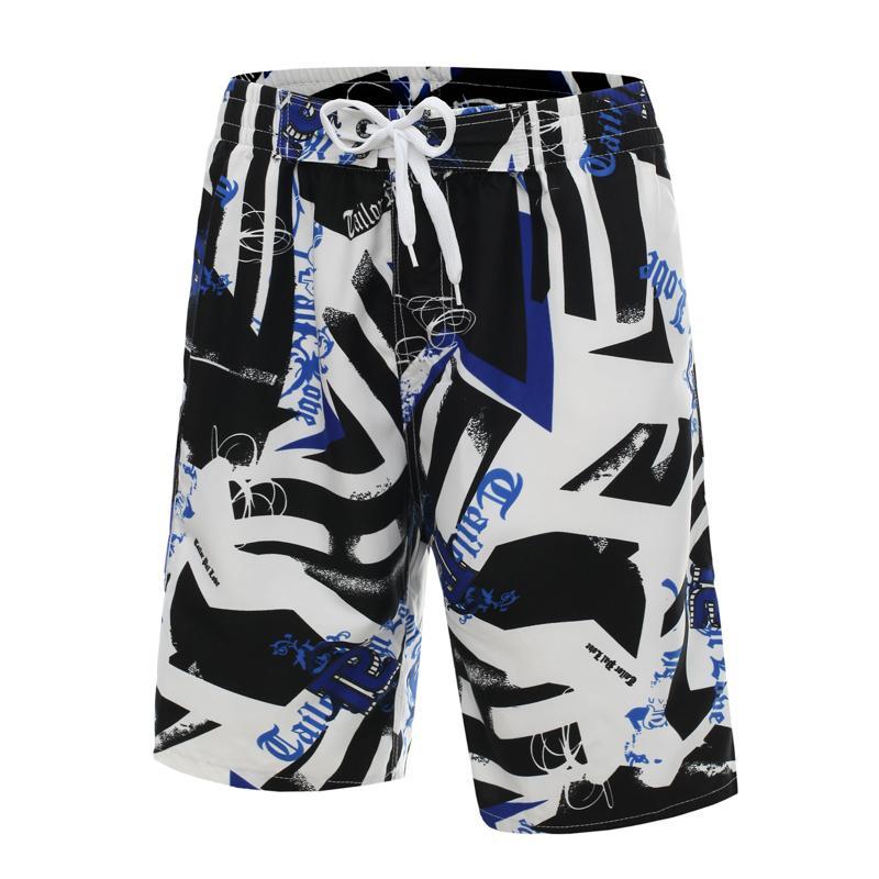 New Men Beach Shorts Bermuda masculina de marca Casual Boardshorts 3D digital printing Shorts Free Shipping