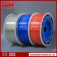 RIH Pneumatic Air Pipe Pu Pipe 8 5mm Blue Color China Factory