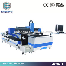 Jinan cheap 500W 1200W 2000W fiber laser cutting machine price