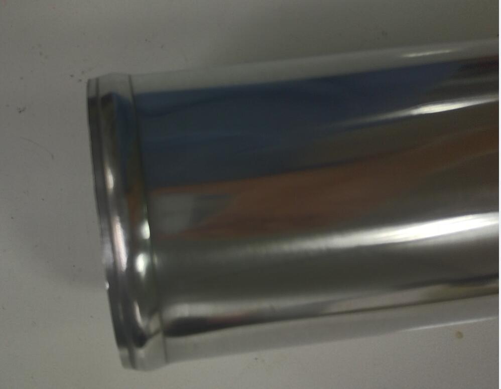 12 шт. прямая полированная воздухозаборная труба с изгибом 76 мм 3 ''универсальная для автомобиля холодный воздухозаборник воздушный фильтр boost контроллер