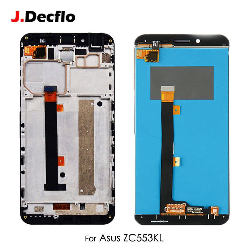 For Asus Zenfone 3 Max ZC553KL LCD Display Touch Screen Digitizer Replacement Assembly with Frame Original 5.5For Asus Zenfone 3 Max ZC553KL LCD Display Touch Screen Digitizer Replacement Assembly with Frame Original 5.5