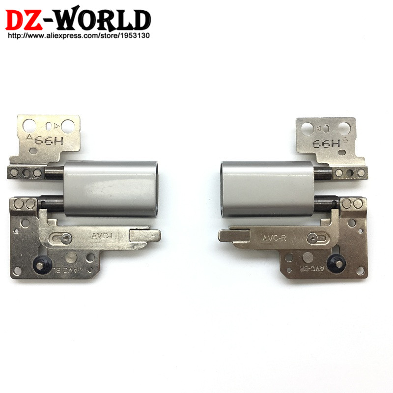 New Original for Lenovo Thinkpad S3 Yoga 14 (20DM 20DN) Screen Axis Shaft Left and Right LCD Hinges 00HT617 Silver original audio note 100k double left and right channels intermediate balance potentiometer