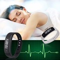 H8 Universal 0.86 Inch OLED Screen Display Smart Bracelet Bluetooth 4.0 Waterproof Sleep Monitoring Smart Bracelet