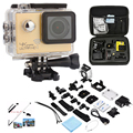 Ultra HD 4K1080p 24fps16MP wifi Действий Камеры Водонепроницаемый 30 М спорт Камеры go sport Camera pro Стиль + Батарея 32 4GBTF карты монопод