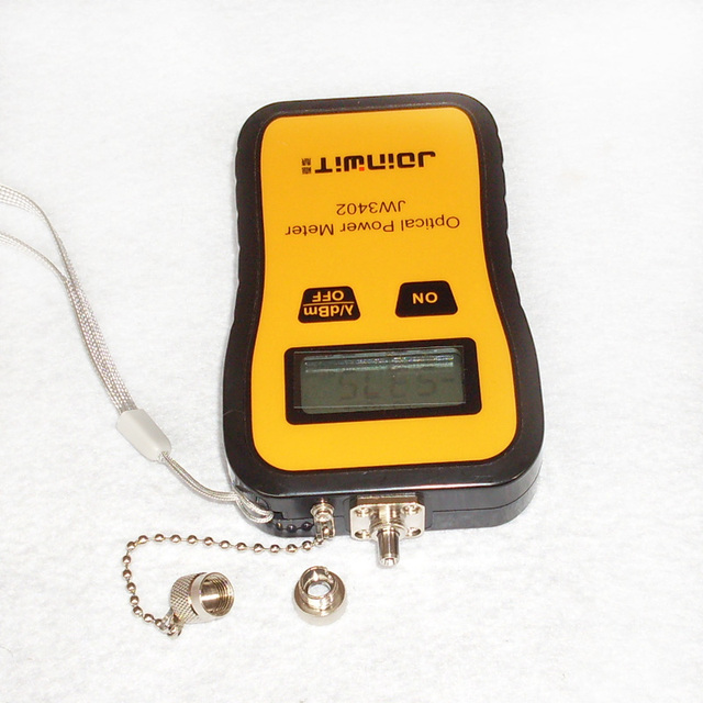 JoinWit JW3402A Mini Fiber Optical Power Meter 800 ~ 1700nm-70 ~ + $ number dbm