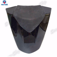 Motorcycle Parts Rear Seat Cover Cushions Tail Section Fairing Cowl Black For 2013 2014 2015 Honda