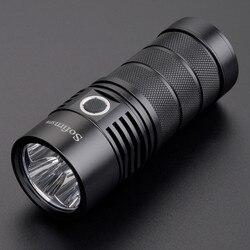 Sofirn SP36 4 * XPL2 Leistungsstarke 6000LM LED Taschenlampe USB Aufladbare 18650 Mehrere Bedienung Super Helle Taschenlampe Narsilm V1.2