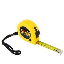 Cinta métrica de acero 1,5 m 3 m 5 m 7,5 m Regla de medición regla de acero suministros de oficina o medición de edificios 8023
