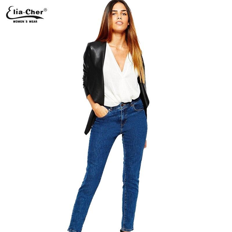 66c02718ca5 Women Jackets Eliacher Brand Winter Spring Jacket Women 2017 Black Plus  Size Casual Women Faux Leather Jacket Coat Winter Tops - TakoFashion -  Women s ...